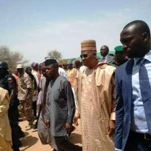 Vice-president-Osinbanjo-visits-Borno