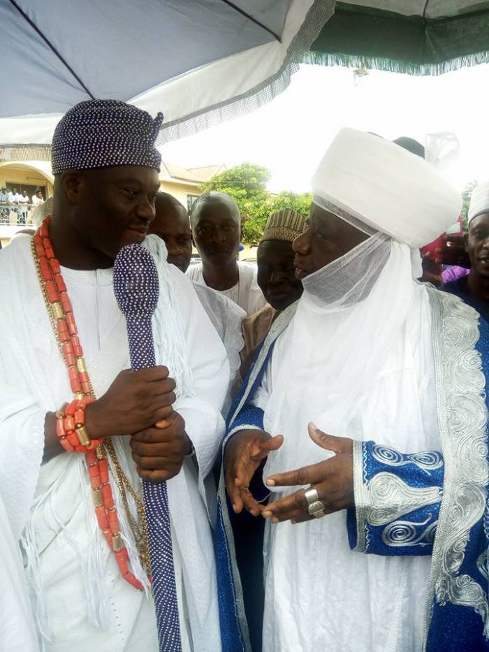 ooni with sulu gambari2