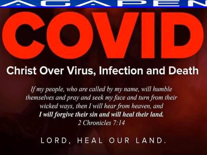1 CHRIST OVER CORONA VIRUS