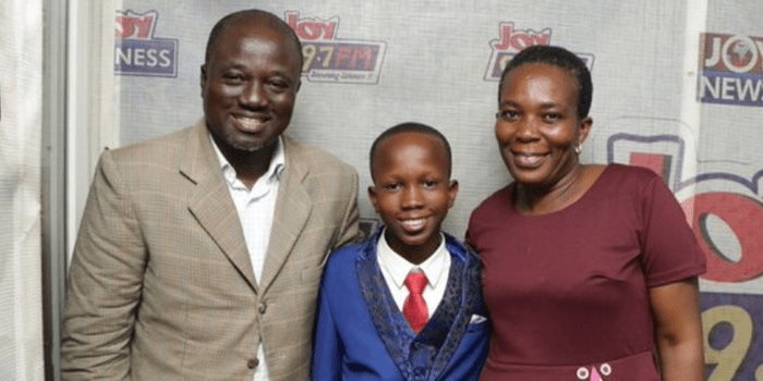 12-Year-Old Boy Becomes Youngest Student To Gain Admission To University of Ghana1