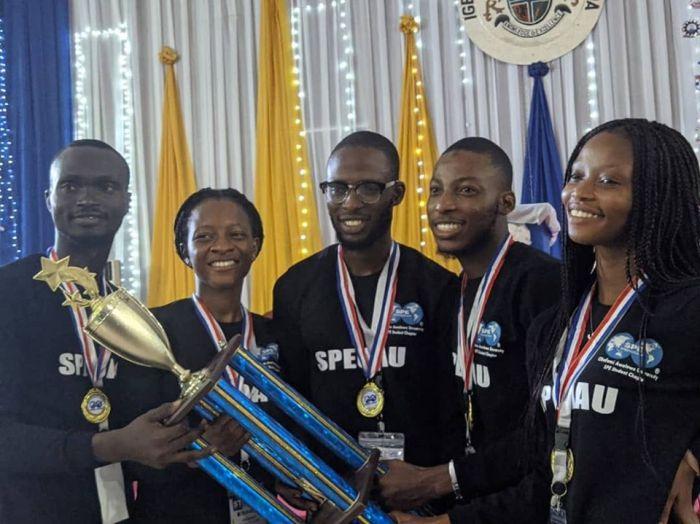 6 OAU Students Win SPE Petrobowl CompetitionAGAPEN