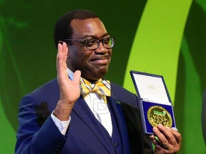 Akinwumi Adesina Bags 2017 World Food PrizeAGAPEN 2