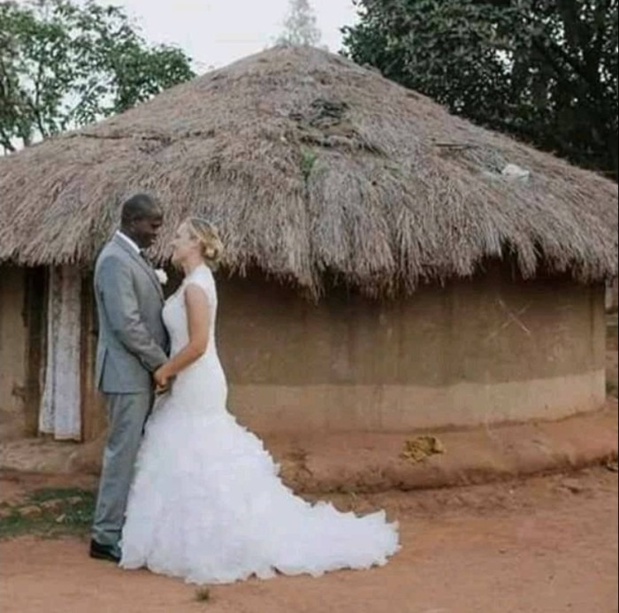Canadian Woman Married A Kenyan Man Whose Wife Abandons With 7 Kids AGAPEN 2