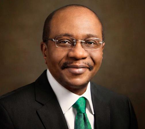 Central Bank of Nigeria Governor Mr. Godwin EmefieleAGAPEN
