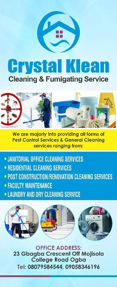Crystal Klean Cleaning Services
