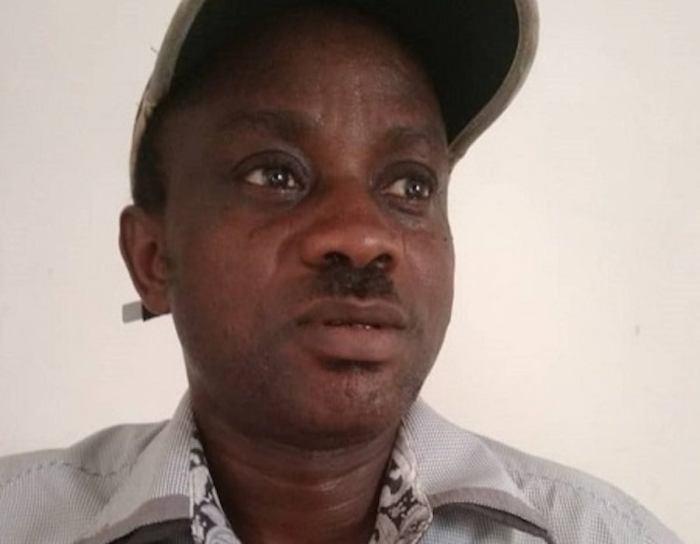 Dr. Akindele Salami, alecturer in the University of Ibadan