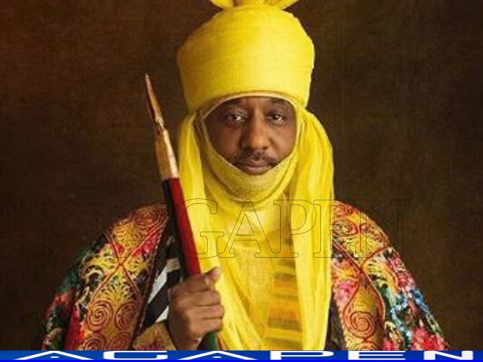 Emir Sanusi Lamido SanusiAGAPEN