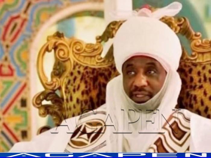 Emir Sanusi Lamido SanusiAGAPEN1