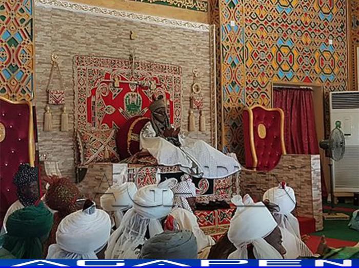 Emir Sanusi Lamido SanusiAGAPEN2