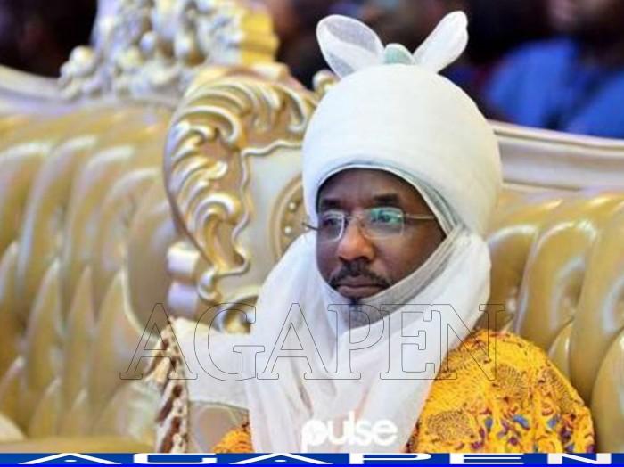 Emir Sanusi Lamido SanusiAGAPEN3