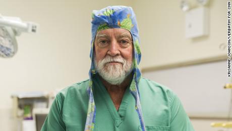 James Goodrich, an American pediatric neurosurgeonAGAPEN