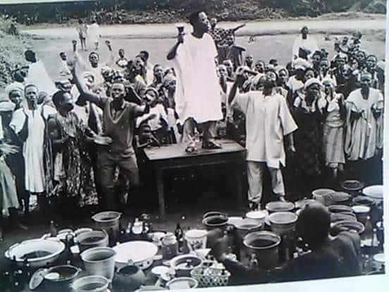 Joseph Ayo Babalola His Early Life, Ministry, And DeathAGAPEN