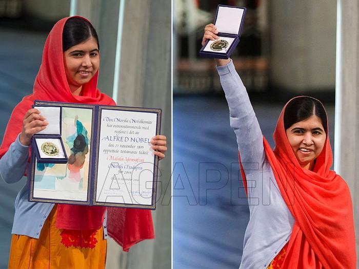 Malala Yousafzai AGAPEN