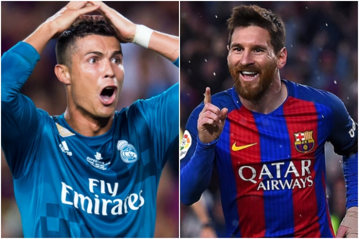 Messi surpasses Ronaldo as all-time European leagues top scorerAGAPEN