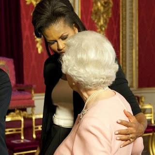 Michelle Obama QueenAGAPEN