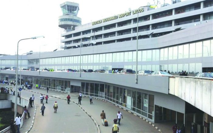 murtala muhammed international airportAGAPEN 1