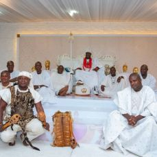 Ooni To Empower 50 Youths To Become MillionairesAGAPEN3