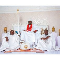 Ooni To Empower 50 Youths To Become MillionairesAGAPEN4