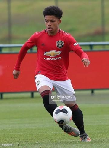 Shola Shoretire signs deal with Manchester UnitedAGAPEN 3