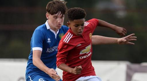 Shola Shoretire signs deal with Manchester UnitedAGAPEN 8