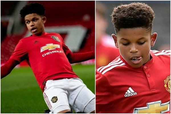 Shola Shoretire signs deal with Manchester UnitedAGAPEN
