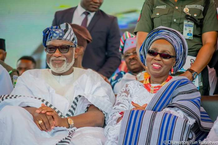 Wife Of Ondo State Governor, Betty Akeredolu32