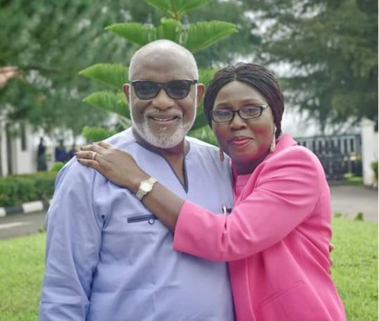 Wife Of Ondo State Governor, Betty Akeredolu9