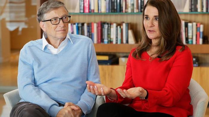 Bill and Melinda GatesAGAPEN1