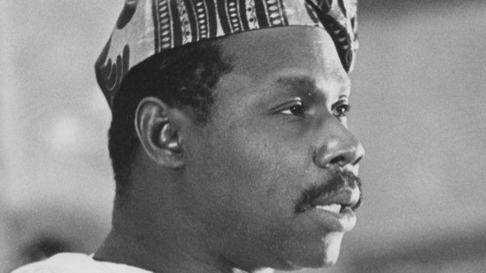 Chief Olusegun Mathew Okikiola Aremu Obasanjo-AGAPEN 1