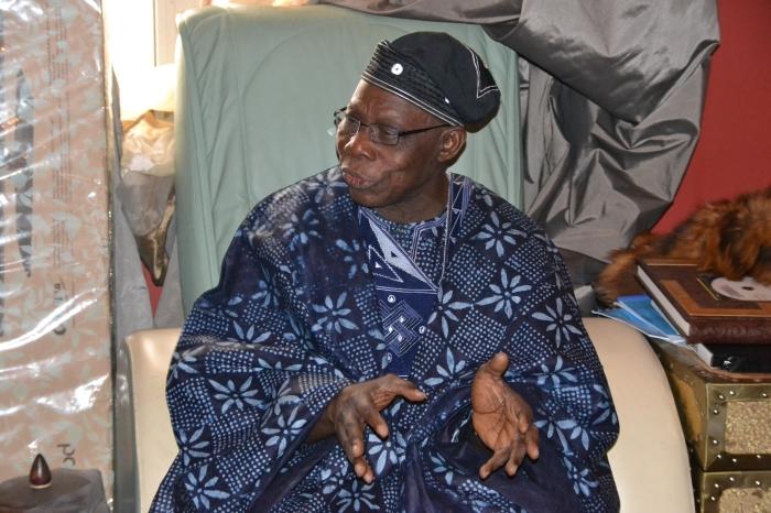 Chief Olusegun Mathew Okikiola Aremu Obasanjo-AGAPEN 3