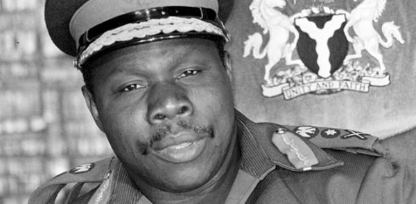 Chief Olusegun Mathew Okikiola Aremu Obasanjo-AGAPEN
