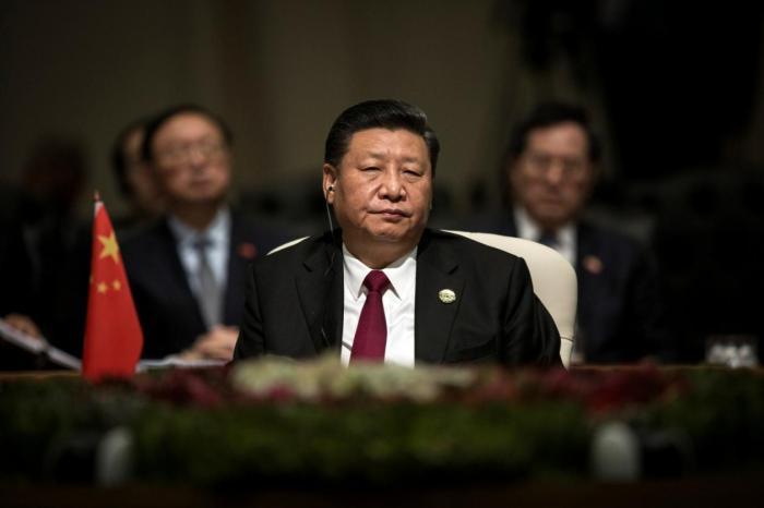 Chinese President-AGAPEN