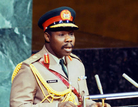General Olusegun Mathew Okikiola Aremu Obasanjo-AGAPEN