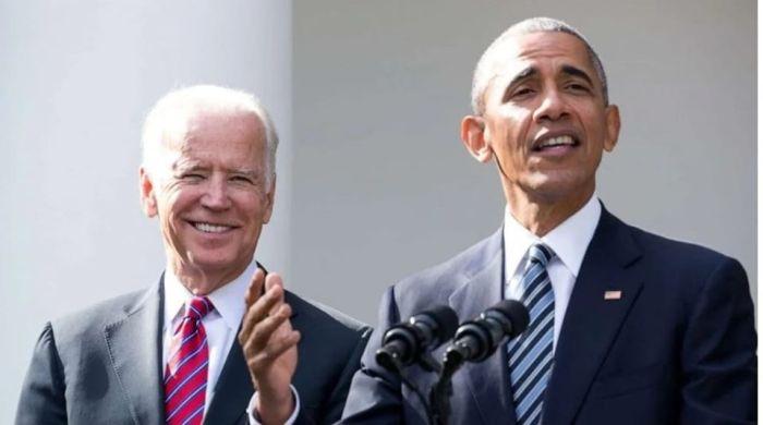 Joe Biden ObamaAGAPEN
